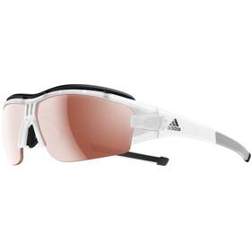 adidas Evil Eye Halfrim Pro Glasses L crystal matt/LST active silver